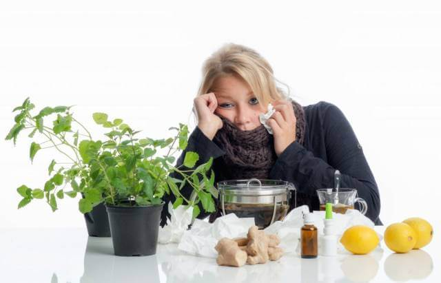 風邪を早く治すために免疫を高める方法